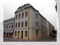 Oprava fasády historického objektu